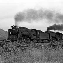 3月12日〜31日プロビア倶楽部,写真展「大型蒸気機関車の魅力」開催