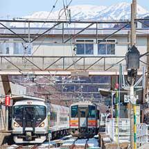 """E257系が大糸線での運用を終える定期""""あずさ""""・""""かいじ""""はE353系に統一"""
