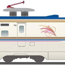 JR東日本,3月16日から上越新幹線限定デザインのE7系を運転