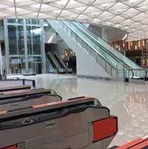 福岡空港駅で3月28日から新たな改札口を供用開始
