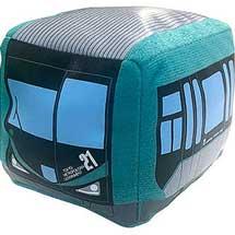 東京都交通局,「とことこぬいぐるみ(日暮里・舎人ライナー320形)」を発売