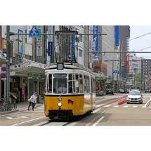 福井鉄道,ドイツ製イベント用車両「レトラム」を運転