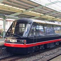 「黒船電車」にロイヤルボックスが連結される
