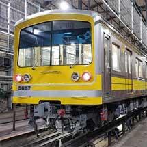 伊豆箱根鉄道,5000系5504編成を「DAIYUZAN LINE イエロー・シャイニング・トレイン」として運転