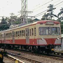 三岐鉄道,三岐線の801形1編成を「赤電」塗装に