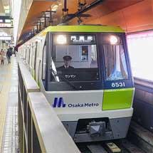 長堀鶴見緑地線で,80系転用車両が営業運転を開始