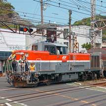 東急6000系「Qseat」車が甲種輸送される