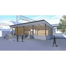 東北本線南福島の駅舎を建替えへ