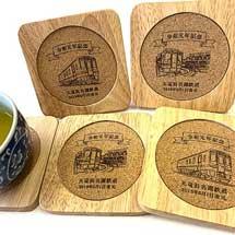 天竜浜名湖鉄道「令和元年記念コースター」「令和元年記念・天竜二俣駅入場券」を発売