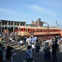 4月27日〜5月6日津山まなびの鉄道館,「来館者20万人達成記念 第4回扇形こどもまつり」開催