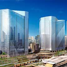 品川開発プロジェクト(第I期)が都市計画決定される高輪ゲートウェイ駅周辺のまちづくりが本格始動