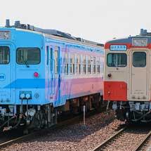 水島臨海鉄道でキハ37形・キハ38形による多客対応