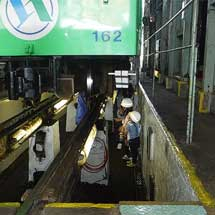 5月5日四日市あすなろう鉄道で,こどもの日限定「イベント貸切列車で行く!!内部車庫の内部を見に行こう」開催