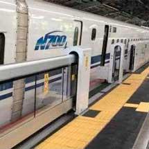 山陽新幹線岡山駅に可動式ホーム柵を設置7月から工事に着手