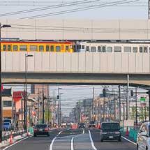 越後線高架下の都市計画道路が開通