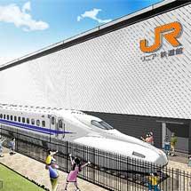 リニア・鉄道館,7月17日からN700系量産先行試作車を展示クロ381-11は6月7日をもって展示を終了