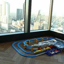 名古屋プリンスホテル スカイタワー「トレインビュー&プラレールルームプラン」発売
