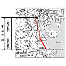 JR東日本,羽田空港アクセス線(仮称)の環境影響評価手続きに着手