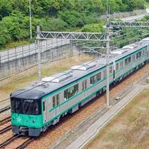 神戸市営地下鉄6000形6131編成が営業運転を開始