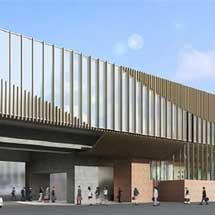 京王,高架化される7駅の駅舎デザインを決定