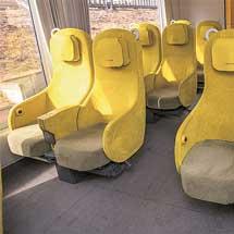 鉄道ファン乗車インプレッション西武鉄道001系「Laview」