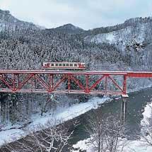 30年前の鉄道風景 国鉄・JR転換線 秋田内陸縦貫鉄道