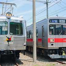 上田電鉄で5200系撮影会
