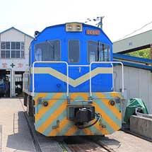 6月8日釧路臨港鉄道の会「ありがとう石炭列車見学会」開催