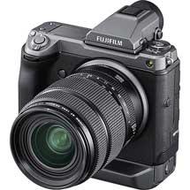 富士フイルム,「FUJIFILM GFX100」を6月28日から発売世界最高1億2百万画素のラージフォーマットセンサーを搭載