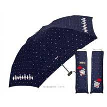 東急,「のるるん折り畳み傘ポケフラット55」を発売