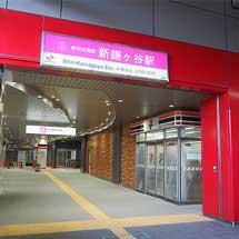新京成,新鎌ヶ谷駅高架駅舎を公開