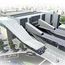 常磐線羽鳥駅で橋上駅舎・自由通路の一部供用開始