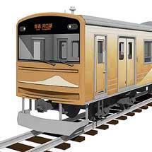 「富士急行線開業90周年記念車両」,6月22日から運転