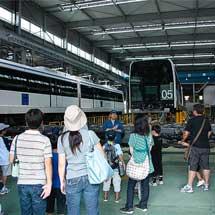 7月29日/8月17日・24日愛知高速交通「リニモ車両基地見学ツアー」開催