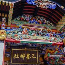 秩父鉄道,夏の「三峯神社昇殿正式参拝」企画などを実施