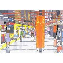 7月1日〜9月5日第37回「メトロ児童絵画展」作品募集