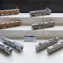 トミーテック,「鉄道コレクション 第29弾」の試作品を公開大手私鉄の2両編成シリーズ