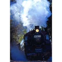 7月24日〜28日玉村雅美写真展「蒸気機関車を撮るということ」開催