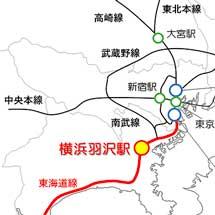 11月30日から横浜羽沢駅に着発線荷役(E&S方式)を導入