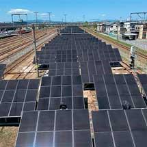 JR東日本「青森石江太陽電池発電所」の運用を8月1日から開始