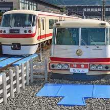 西武秩父駅が「西武ちちプラレール駅」に
