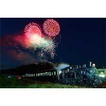 7月27日真岡鐵道「SL夜間撮影会」開催