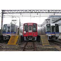 7月27日南海電鉄で「小原田車庫見学会 運転士・車掌気分を体験しませんか!」実施