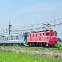 東京メトロ13000系第36編成が甲種輸送される