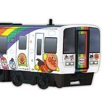 JR四国,9月28日から「宇和海アンパンマン列車」に新デザイン登場