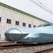 新車速報 JR東日本 E956形「ALFA-X」