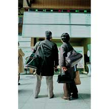 8月2日〜8日真島満秀没後10年展「鉄道回廊 ~一枚に秘められた舞台裏~」開催