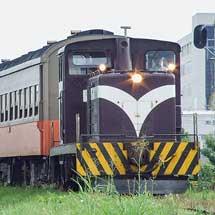 津軽鉄道で旧形客車列車運転