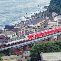 東京メトロ2000系第11編成が甲種輸送される