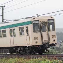 上信電鉄でデハ251の単行運転